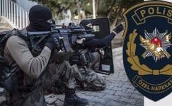 10 Bin Polis Ozel Harekat Alımı başladı