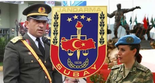 Jandarma subay alımı başladı