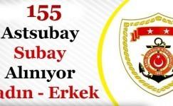 Sahil Güvenlik Komutanlığı 155 Subay ve Astsubay Alımı Yapacak! Kadın – Erkek