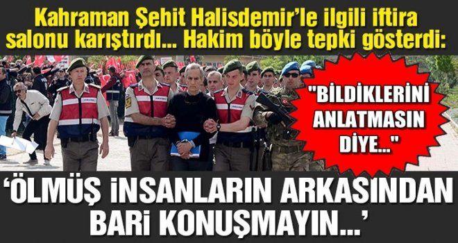 Şehit Ömer Halisdemir'e Eski Albaydan Şok iftira!