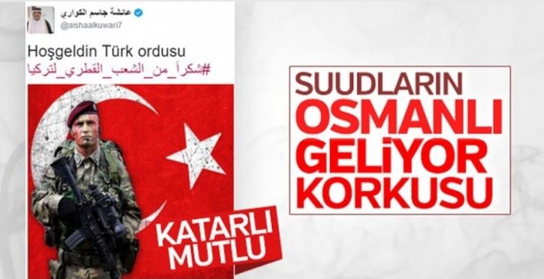 Türkiye Katar'a Asker Göndermesi Twitter'in Gündeminde