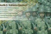 ASAL Yoklama Başvurusu Askerlik E Yoklama İşlemleri Nasıl Yapılır ?