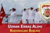 Sahil Güvenlik Komutanlığı 2019 Uzman Erbaş Alımı Başladı