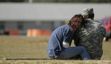 Asker Eşi Olmak Nasıldır?