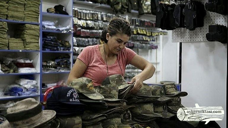 Askere Giderken Alınacak Malzemeler