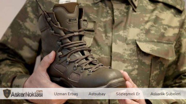 Askerde Botlarınız Çalınırsa Ne Olur?